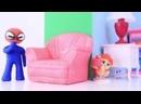 Плей До мультик для детей 3 - смешные мультики смотреть