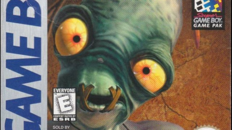 Oddworld Adventures GB 1 прохождение