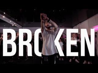 BROKEN // McLean // ВЛАД ГЕНИН // Hip-Hop