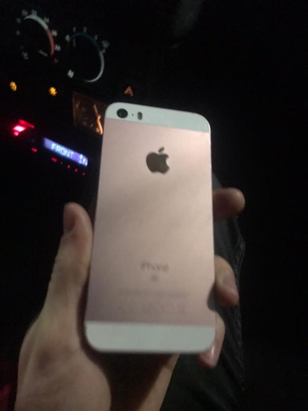 Купить iPhone SE розового цвета  В идеальном | Объявления Орска и Новотроицка №13973