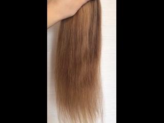 Video by VEK-Hair   Волосы для наращивания   Тюмень-Сочи