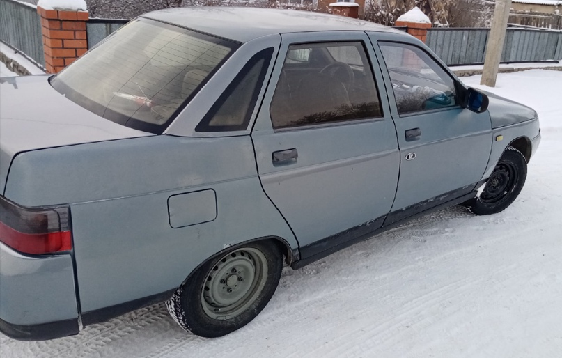 Купить 2110 2001г в хорошем состояние, на | Объявления Орска и Новотроицка №12810