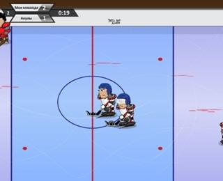 Хоккей без правил!