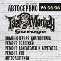 Tazmonkey Garage