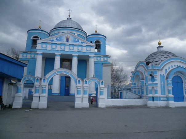 Николай Сиваков, Ачинск, Россия