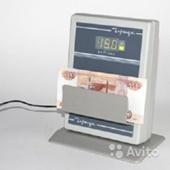 Банковский дозиметр для проверки купюр рпг-10П
