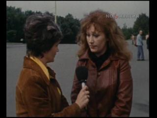 Алла Пугачёва - Интервью о победе в Сопоте (1978)