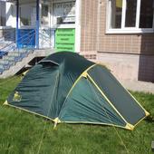 Прокат палатки Tramp Lair 2