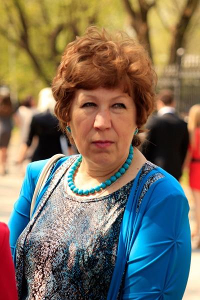 Лариса Исакова