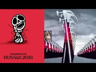 Лучшая БОЛЕЛЬЩИЦА РОССИИ ЧМ 2018 - Порноактриса