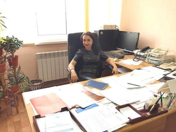 Тамила Абдуразакова, Симферополь, Украина