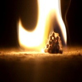 Footage Full HD (футаж) - Burning Matches
