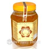 Мед фасованный пл.банка 0,5 кг