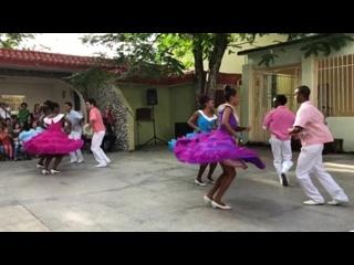 CHA-CHA-CHA CUBANA. Conjunto Folklorico Nacional.