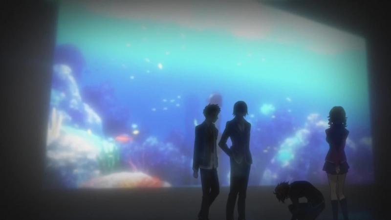 Guilty Crown второй эндинг Funimation Ver