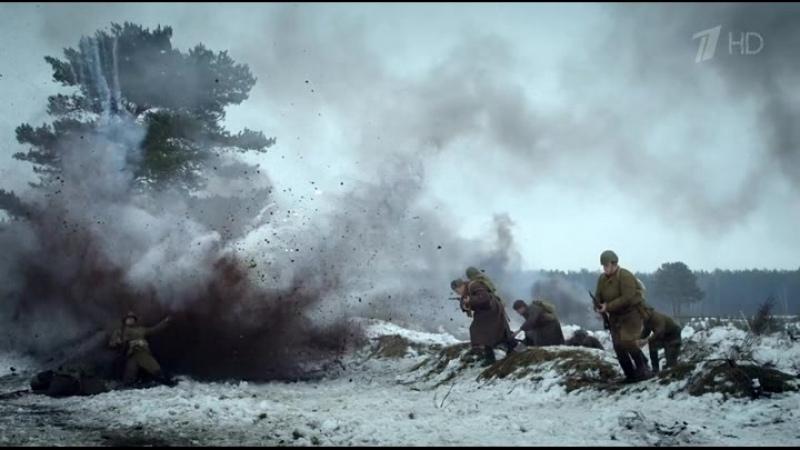 Война и мифы 4 Штрафбат 2014