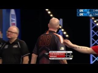 Raymond van Barneveld vs Peter Wright (PDC German Darts Masters 2017 / Semi Final)