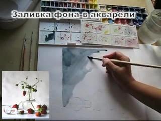 Мила Наумова, уроки рисования и живописи.