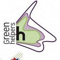 """Логотип АНО """"ДМЦ «GREEN HELPERS»"""