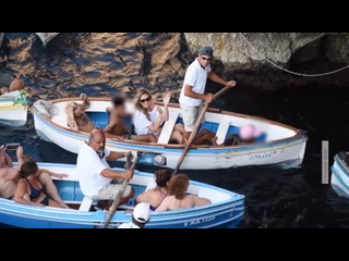 RТL: Wedding Celebration - Kaulitz Twins and Co at the Blue Grotto -