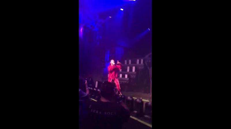 Charli XCX Tommy Genesis 100 Bad Live @ Emo's Остин 24 09 2019
