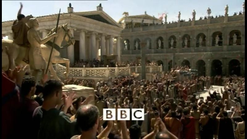 BBC Древний Рим Расцвет и крушение империи Падение Рима