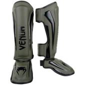 Защита ног Venum Elite Khaki