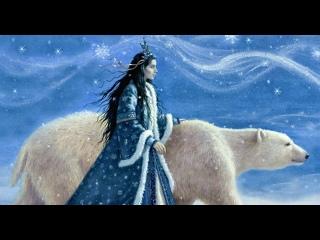 Богиня зимы, магии и справедливости - Мара (Марена, Морана)