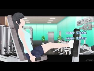 How Heavy Are the Dumbbells You Lift? OP [Onegai Muscle] (Onsa Media RUS Cover TV-Version)