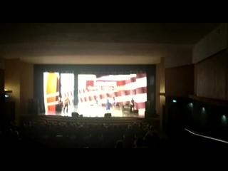 """II фестиваль авторской песни """"Золотая струна"""" БМАДОУ """"Детский сад #39"""""""