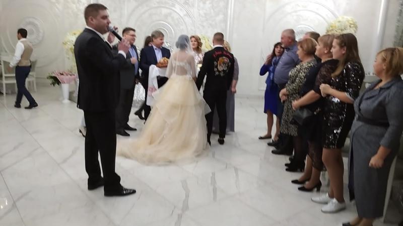 Свадьба Вячеслав и Мария Багировы свадебное шоу в стиле Венеция