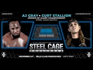Glory Pro Steel Cage Challenge 2019 ()
