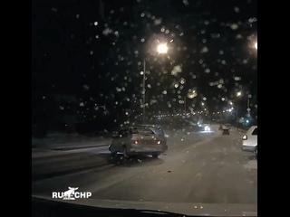 ДТП в Томске на трассе