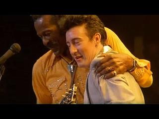 Chuck Berry & Julian Lennon - Johnny B. Goode (Hail! Hail! Rock 'N' Roll 1987) ᴴᴰ