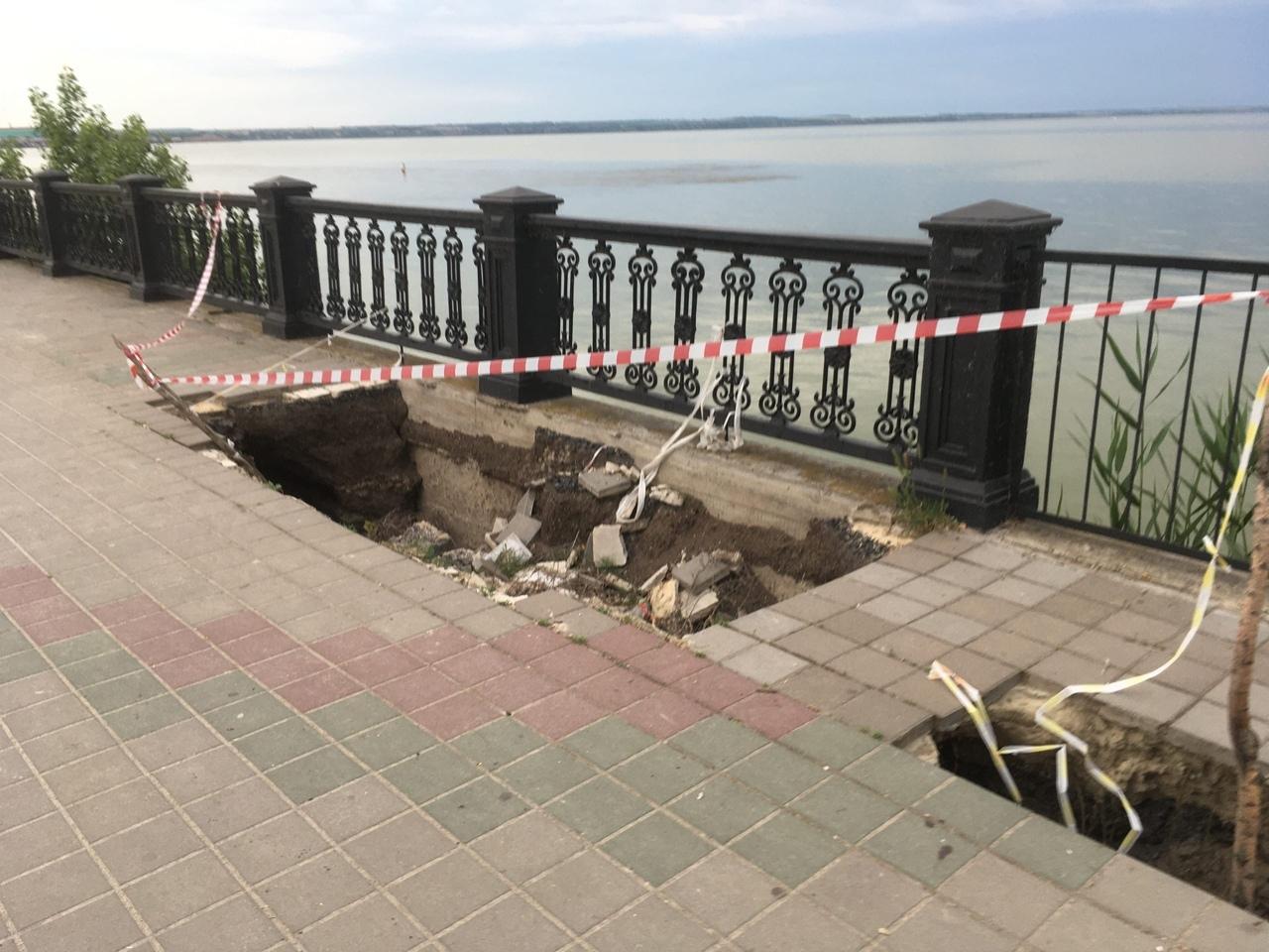 Губернатор Ростовской области Василий Голубев рассказал о планах развития Таганрога