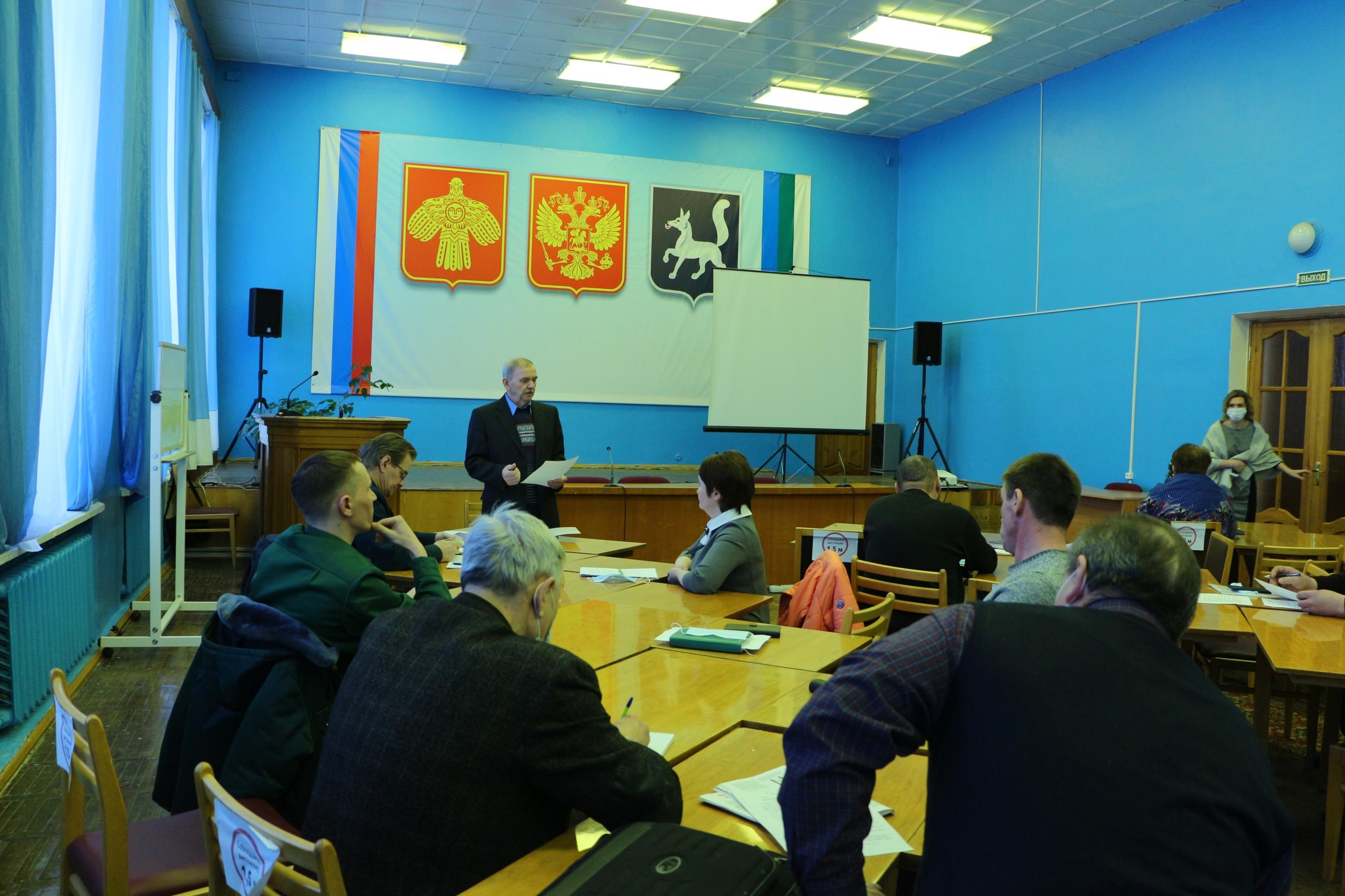 На заседании лесного совета обсудили вопросы лесохозяйственной деятельности в Удорском районе