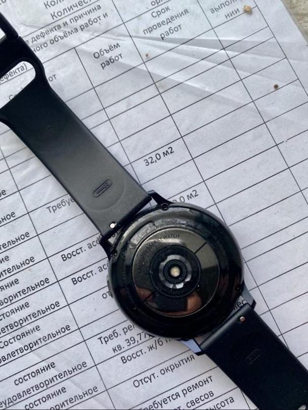 Купить Смарт Часы Samsung Galaxy Watch Active 2.   Объявления Орска и Новотроицка №12823