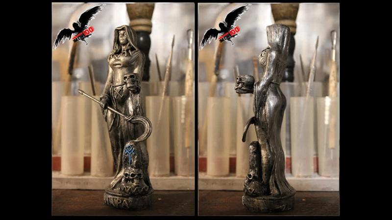 Богиня смерти