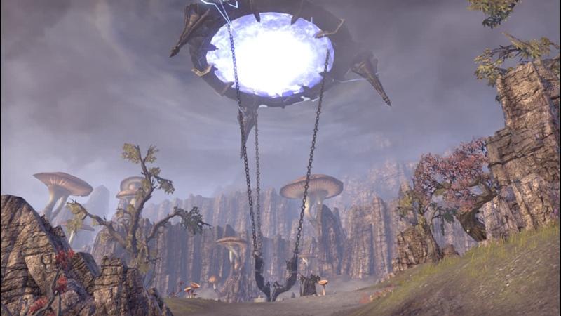 Elder Scrolls Online Дольмен Забамата