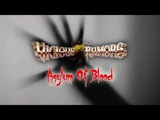 VICIOUS RUMORS- Asylum Of Blood (Official Video)