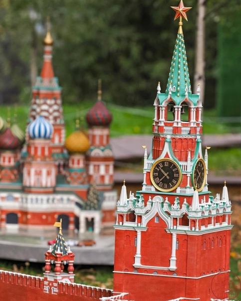 Выставка «Россия в миниатюре» в музее-заповеднике ...