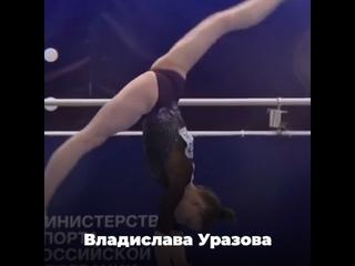 Российские гимнастки стали олимпийскими чемпионками