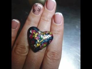 Кулон Сердце 2
