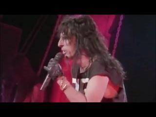 Alice Cooper - Under My Wheels (Live at The NEC in Birmingham, United Kingdom on December 1989)