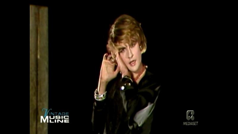 Valerie Dore The Night 1985 ᴴᴰ