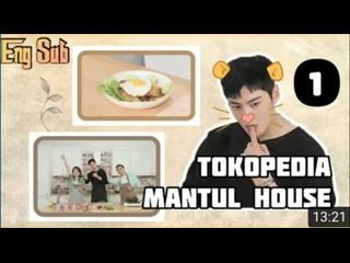 ASTRO Cha Eun-Woo on Tokopedia Mantul House - Cooking