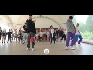 POLYANA DANCE CAMP 11 | VLAD GENIN - HIP-HOP CHOREO