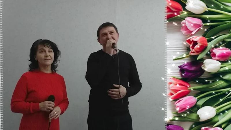 Галина Васильевна и Андрей Александрович Мöдлапöлын туй дорын