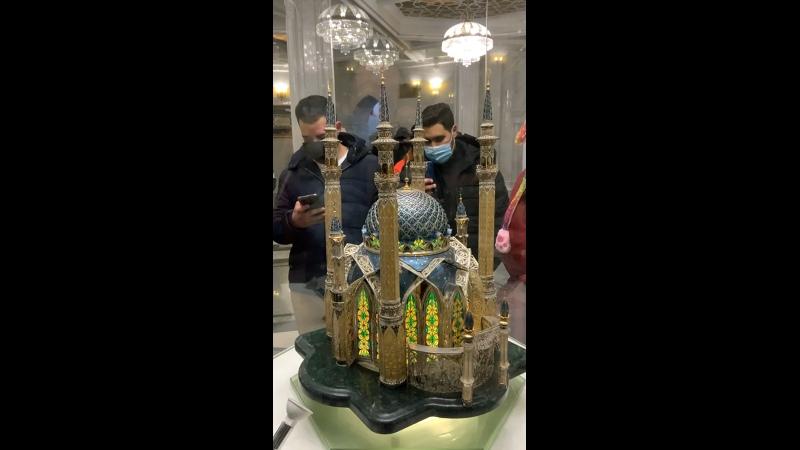 Мечеть Кул Шариф Казань 2021