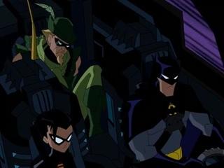 Бэтмен (2004-2008) Сезон 5 Серия 12
